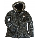 Steppjacke NERO anthrazit