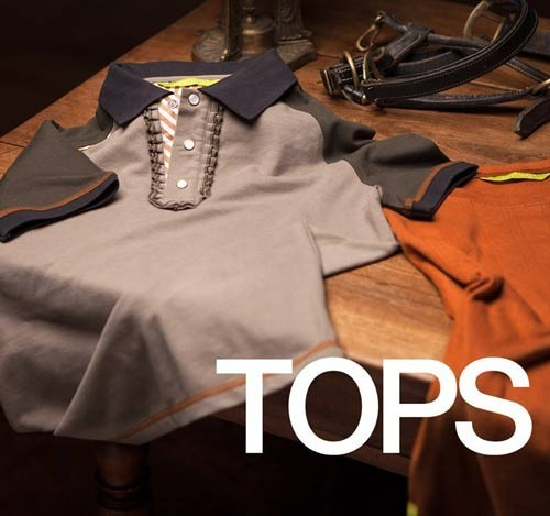 Tops, T-Shirts, Blusen von emmett Reitbekleidung
